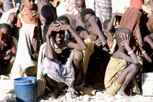 گرسنگی در سومالی