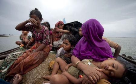 کشتار مسلمانان میانمار