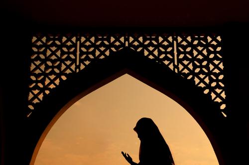 زن مسلمان