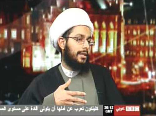 شیخ یاسر الحبیب