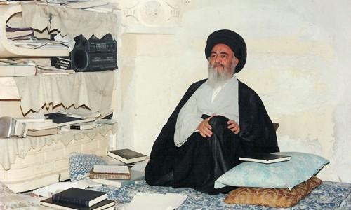 آیت الله سید محمد شیرازی