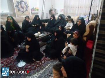 برگزاری یادواره مردمی شهید قربانی در شهر قدس