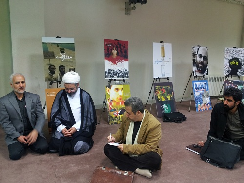 دیدار دست اندرکاران جشنواره عمار با مقام معظم رهبری